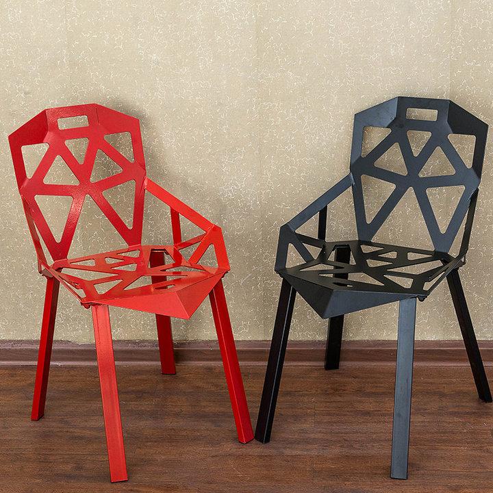 铁艺变形金刚椅图片