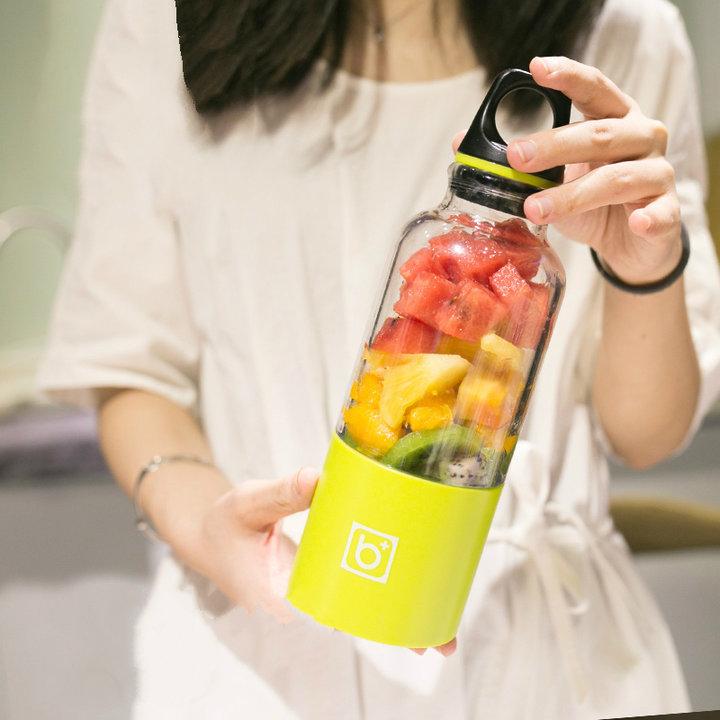 缤果便携电动榨汁杯图片