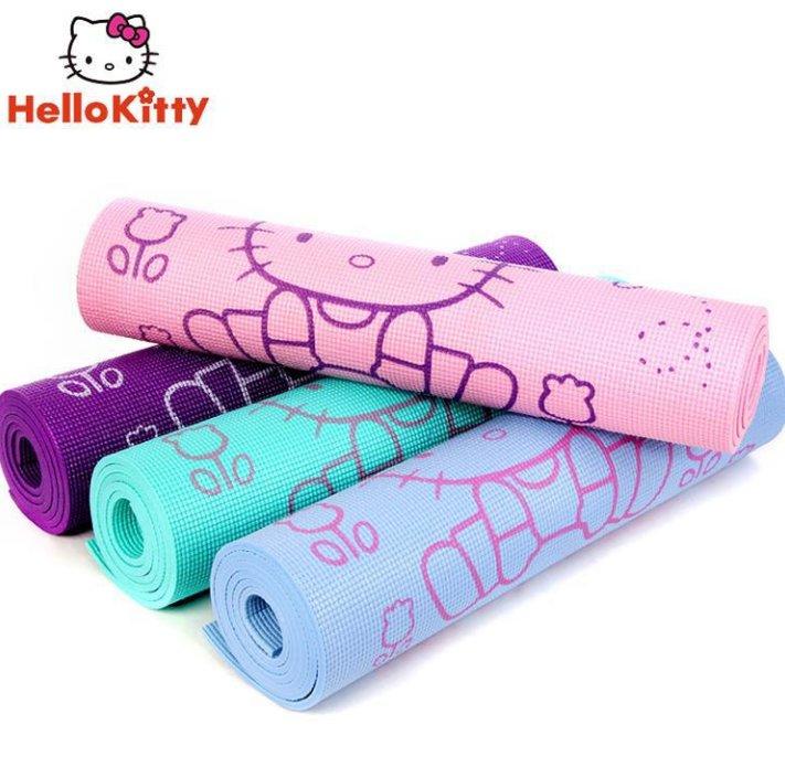 hello kitty·凯蒂猫瑜珈垫图片